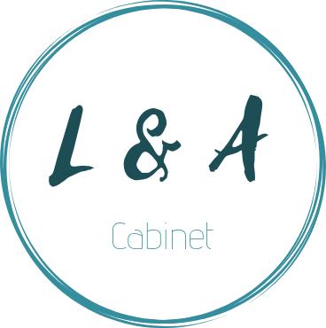 L&A, logo, reflexo31, detoure, cabinet saint-cyprien, toulouse, réflexologie, Lilian Gautheron