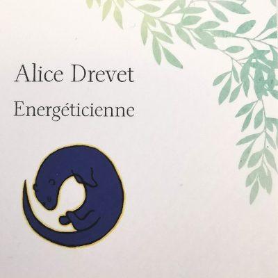 alice drevet energeticienne, logo cabinet saint-cyprien, toulouse